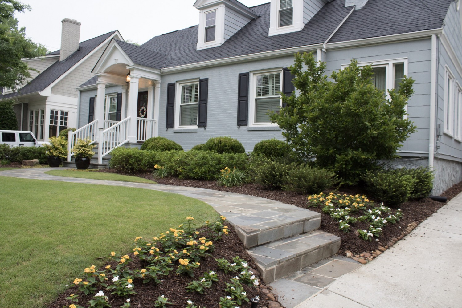 Front Yard | Plants Creative Landscaping In Decatur GA